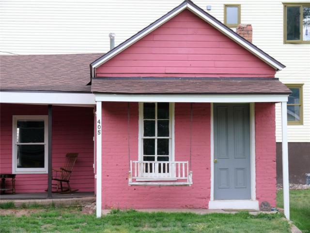 407 7th Street, Georgetown, CO 80444 (MLS #1994594) :: 8z Real Estate