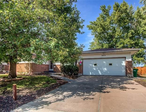 9415 W Kentucky Avenue, Lakewood, CO 80226 (MLS #1996989) :: 8z Real Estate
