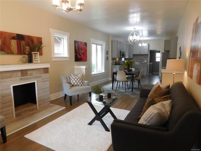 3347 N Josephine Street, Denver, CO 80205 (#2000935) :: The Peak Properties Group
