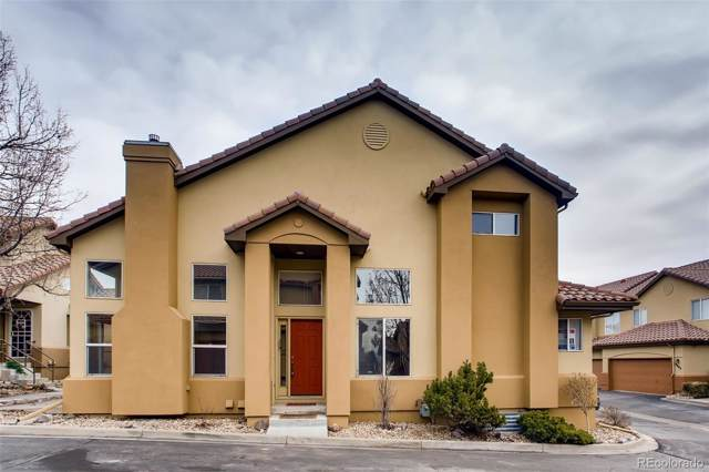 4643 S Abilene Circle, Aurora, CO 80015 (MLS #2002324) :: Bliss Realty Group
