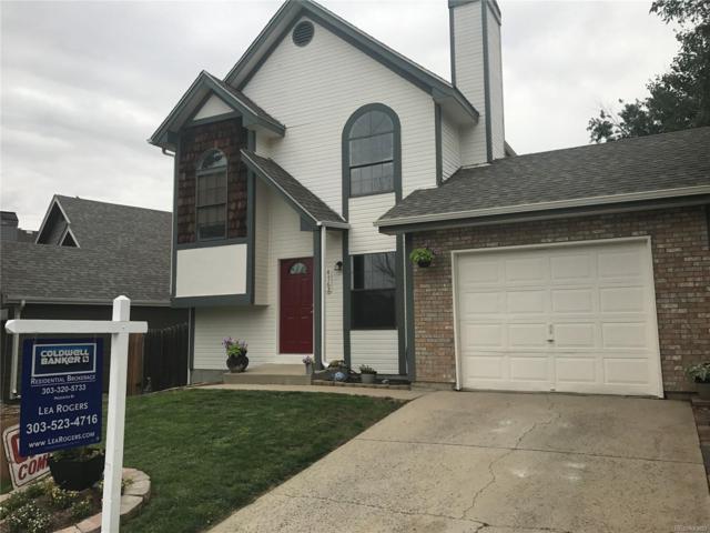4762 S Yampa Street, Aurora, CO 80015 (MLS #2002935) :: 8z Real Estate