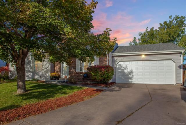 5215 S Pitkin Court, Centennial, CO 80015 (#2004391) :: Wisdom Real Estate