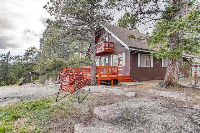 237 Road B, Pine, CO 80470 (#2005358) :: Venterra Real Estate LLC