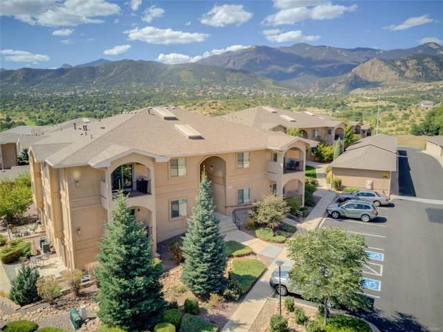 1570 Little Bear Creek Point #103, Colorado Springs, CO 80904 (MLS #2006751) :: 8z Real Estate