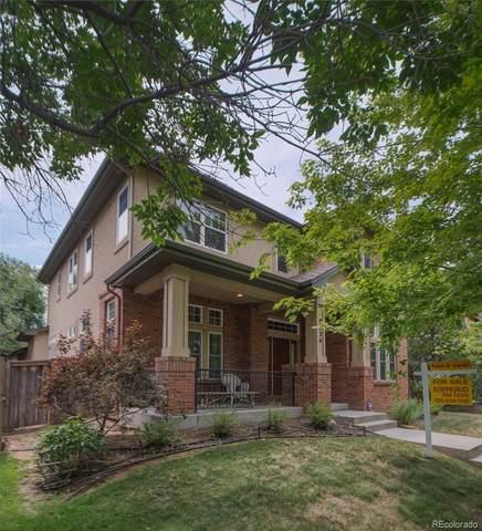 8024 E Bayaud Avenue, Denver, CO 80230 (#2007756) :: Wisdom Real Estate