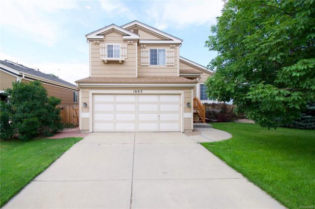 1605 Bain Drive, Erie, CO 80516 (MLS #2009665) :: 8z Real Estate
