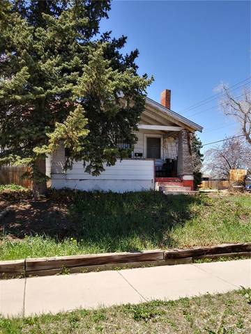 175 Hazel Court, Denver, CO 80219 (MLS #2011045) :: 8z Real Estate
