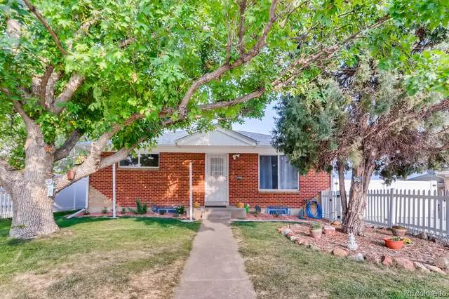 7858 Quivas Way, Denver, CO 80221 (MLS #2018722) :: Kittle Real Estate