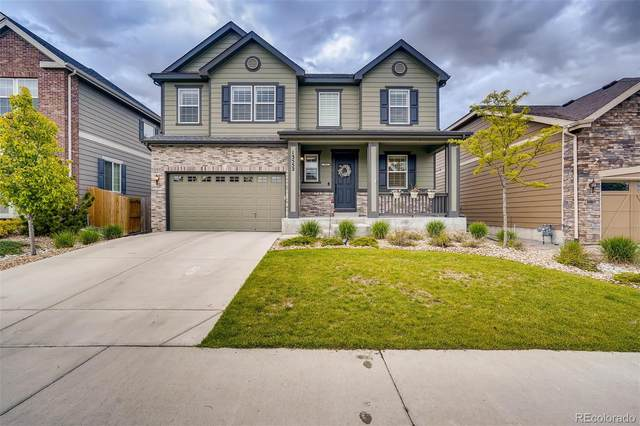 13552 W 64th Drive, Arvada, CO 80004 (#2021600) :: The Griffith Home Team