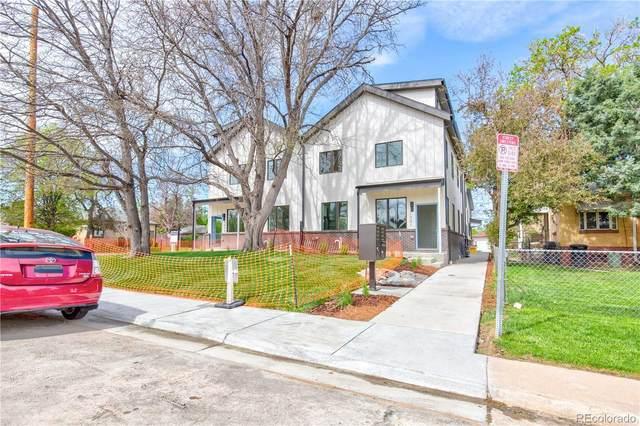 1301 E Jersey Street, Denver, CO 80220 (#2023341) :: Wisdom Real Estate