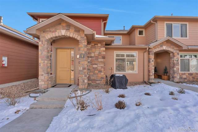 8539 Gold Peak Drive F, Highlands Ranch, CO 80130 (#2025339) :: James Crocker Team