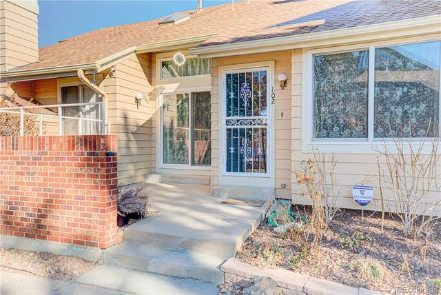 2199 S Scranton Way #102, Aurora, CO 80014 (MLS #2025922) :: 8z Real Estate