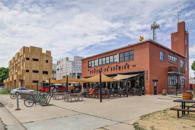 3820 Olive Street #3, Denver, CO 80207 (MLS #2026712) :: Bliss Realty Group