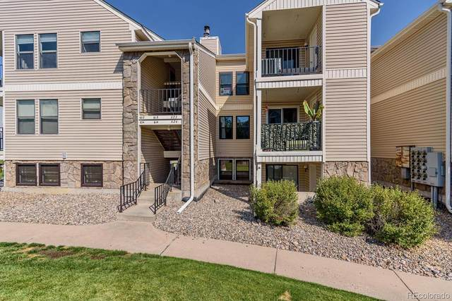 6755 S Field Street #623, Littleton, CO 80128 (#2027948) :: Mile High Luxury Real Estate