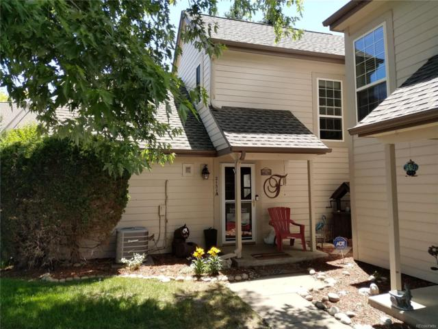 2151 S Victor Street A, Aurora, CO 80014 (MLS #2028335) :: 8z Real Estate