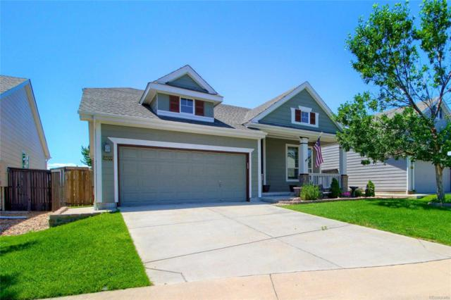 16688 Cielo Court, Parker, CO 80134 (MLS #2028410) :: 8z Real Estate