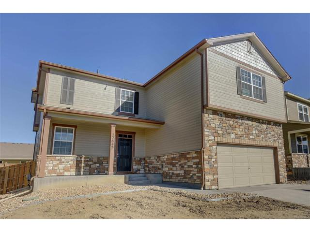 12674 E 104th Place, Commerce City, CO 80022 (MLS #2029262) :: 8z Real Estate