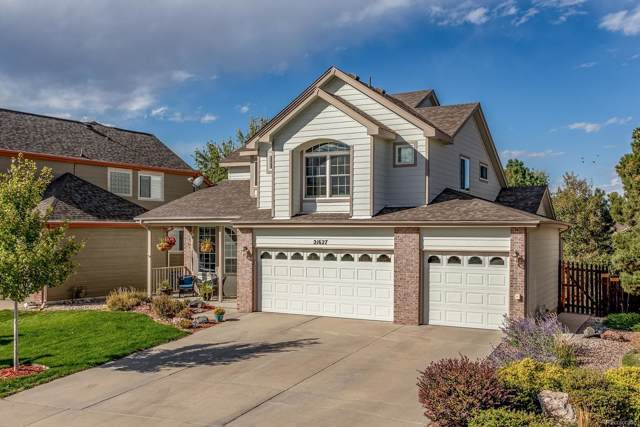 21627 Hill Gail Way, Parker, CO 80138 (#2029516) :: The HomeSmiths Team - Keller Williams