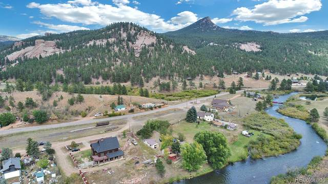 16774 County Road 126, Pine, CO 80470 (MLS #2032472) :: 8z Real Estate