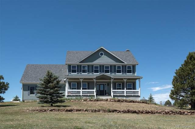 6139 Pine Ridge Drive, Elizabeth, CO 80107 (#2036781) :: Wisdom Real Estate