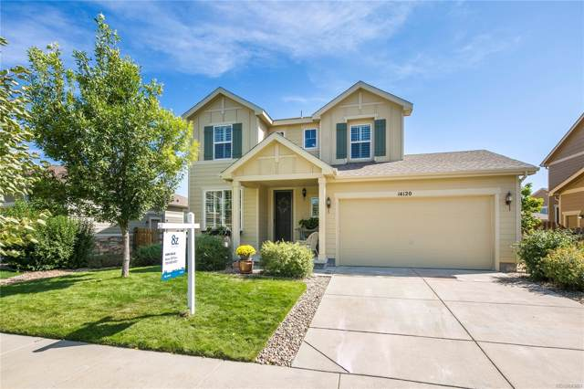 14120 W 89th Loop, Arvada, CO 80005 (#2037227) :: The DeGrood Team