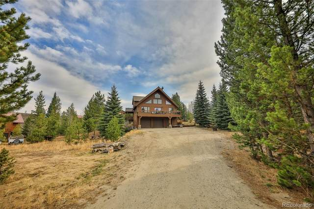 1329 County Road 49, Grand Lake, CO 80447 (#2038143) :: The Harling Team @ Homesmart Realty Group