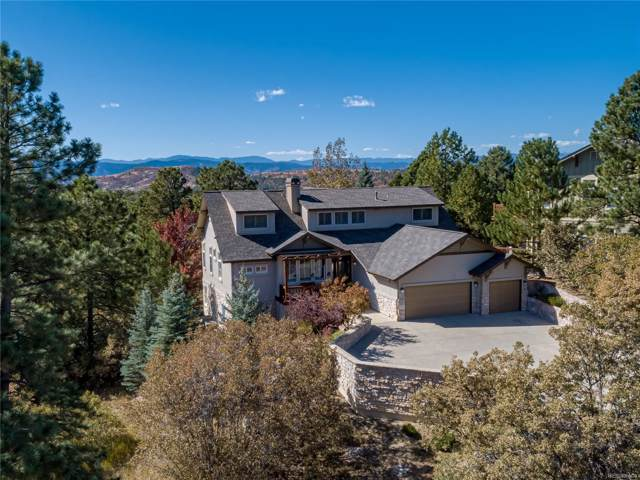 7094 Forest Ridge Circle, Castle Pines, CO 80108 (#2038437) :: HomeSmart Realty Group