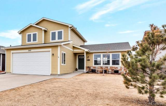 1245 4th Avenue, Deer Trail, CO 80105 (#2038683) :: The Scott Futa Home Team