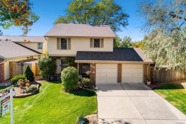 7911 S Valentia Street, Centennial, CO 80112 (MLS #2041180) :: 8z Real Estate