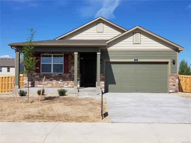 419 3rd Street, Severance, CO 80550 (#2041316) :: Wisdom Real Estate