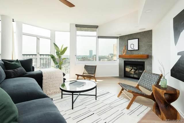 1350 Lawrence Street 10A, Denver, CO 80204 (#2043068) :: Venterra Real Estate LLC