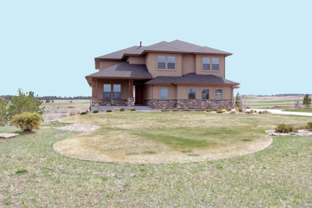 7628 Grande River Court, Parker, CO 80138 (#2043112) :: The Peak Properties Group
