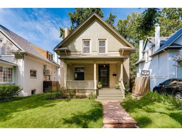 257 S Clarkson Street, Denver, CO 80209 (MLS #2046934) :: 8z Real Estate