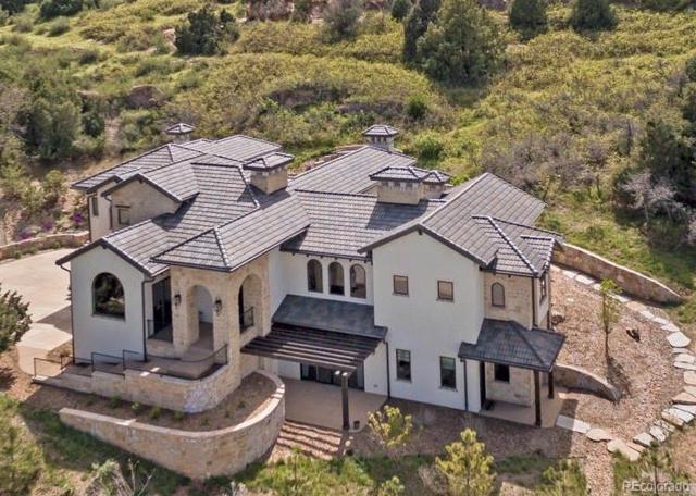 7539 Raphael Lane, Littleton, CO 80125 (MLS #2047342) :: 8z Real Estate