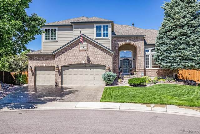 6126 Bobcat Bluff, Littleton, CO 80124 (#2051353) :: Bring Home Denver with Keller Williams Downtown Realty LLC