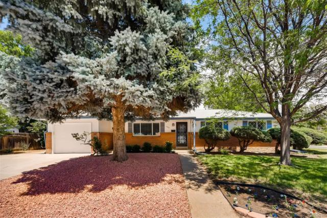 10321 Allendale Drive, Arvada, CO 80004 (#2052818) :: The HomeSmiths Team - Keller Williams