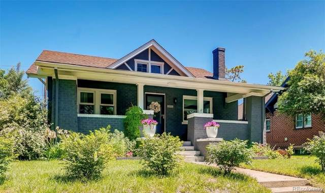 1370 S University Boulevard, Denver, CO 80210 (#2053549) :: Portenga Properties