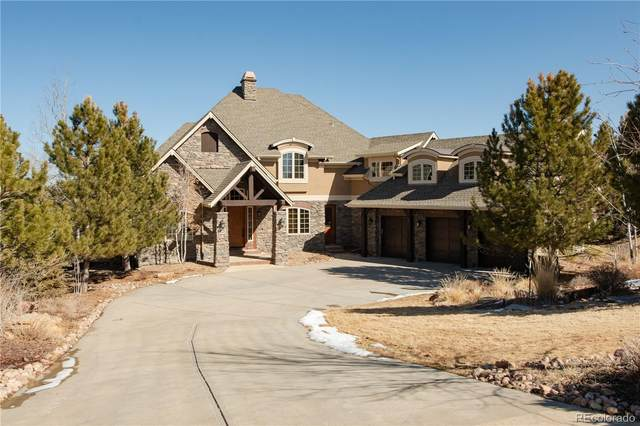 9215 Windhaven Drive, Parker, CO 80134 (#2057766) :: The Harling Team @ HomeSmart
