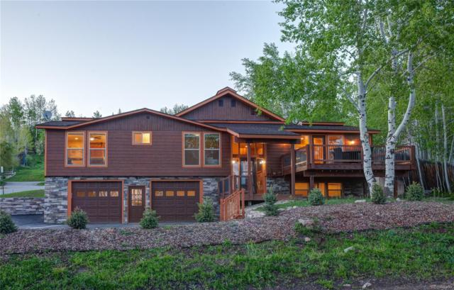 16 Woods Drive, Steamboat Springs, CO 80487 (MLS #2058175) :: 8z Real Estate