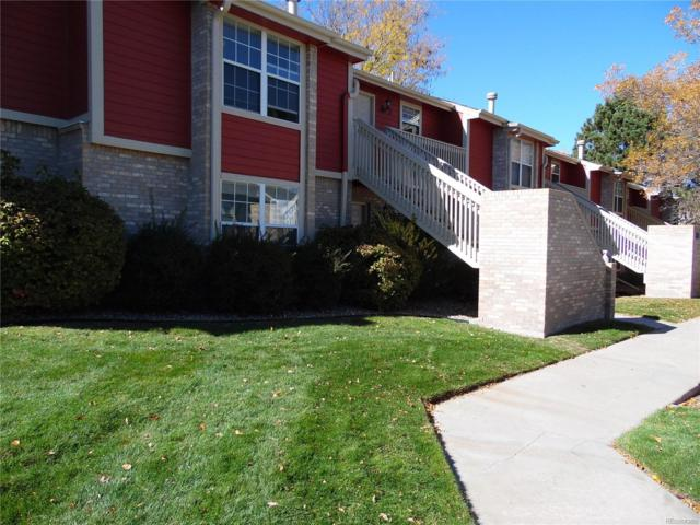 2666 E Otero Place #2, Centennial, CO 80122 (#2058875) :: The Griffith Home Team