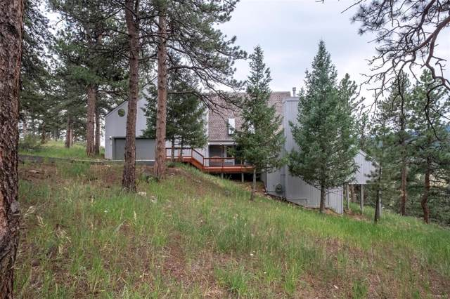 2427 Daisy Lane, Golden, CO 80401 (#2059751) :: Berkshire Hathaway Elevated Living Real Estate
