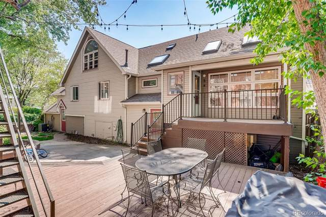 1065 N Lafayette Street #5, Denver, CO 80218 (#2059961) :: Venterra Real Estate LLC