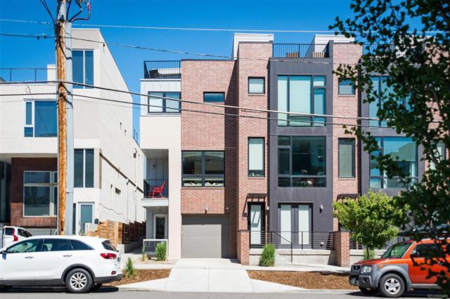 1819 Boulder Street #107, Denver, CO 80211 (#2060056) :: Real Estate Professionals