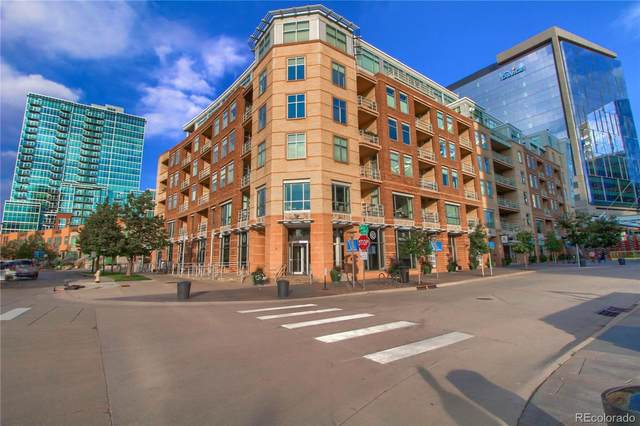 1610 Little Raven Street #409, Denver, CO 80202 (#2060591) :: Portenga Properties - LIV Sotheby's International Realty