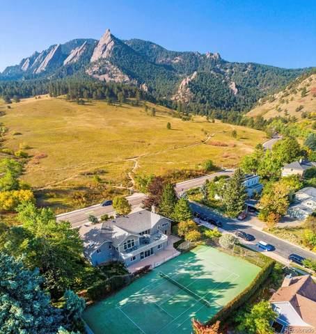 601 Baseline Road, Boulder, CO 80302 (MLS #2068215) :: Stephanie Kolesar