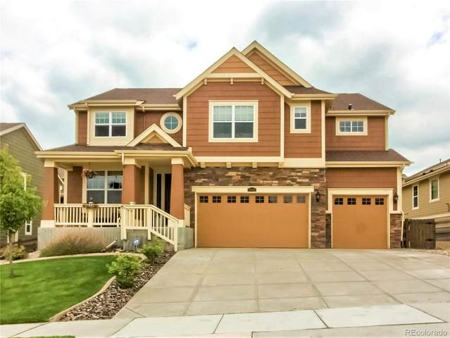 17344 W 84th Drive, Arvada, CO 80007 (#2068219) :: The Gilbert Group