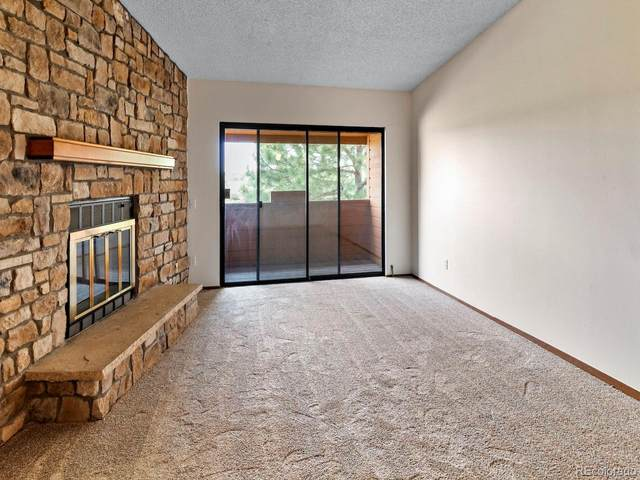 4273 S Salida Way #10, Aurora, CO 80013 (MLS #2068289) :: 8z Real Estate