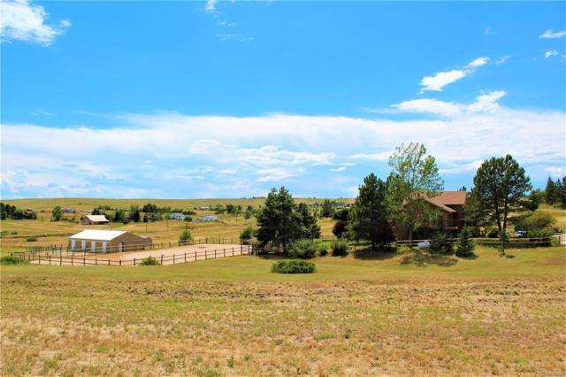 1014 Pinewicket Way, Parker, CO 80138 (#2071202) :: The Heyl Group at Keller Williams