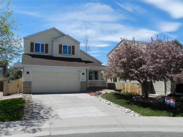 20816 Willowbend Lane, Parker, CO 80138 (#2074822) :: The Pete Cook Home Group