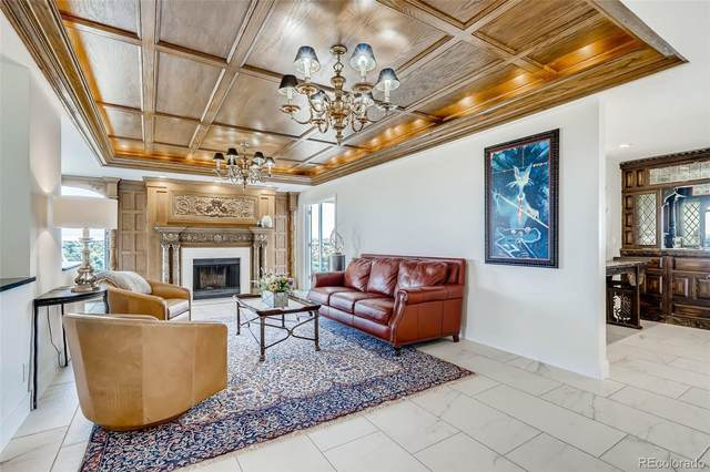 1900 E Girard Place #1507, Englewood, CO 80113 (#2075753) :: Wisdom Real Estate